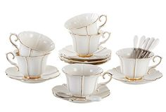 Jusalpha Porcelain Tea Cup and Saucer Coffee Cup Set with... http://www.amazon.com/dp/B015TFGHUW/ref=cm_sw_r_pi_dp_cGPvxb1N341QB