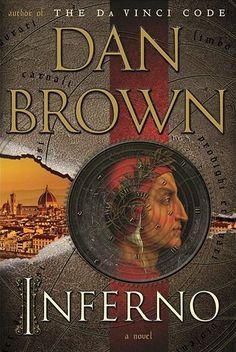 Inferno (Dan Brown novel)  Ik ben benieuwd!  Hij komt in mei uit.