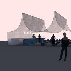 Winner - Gone Fishing, a concept by Charlotte Ryberg, Fritz Håkon Halvorsen and Marcia Harvey Isaksson from Sweden.