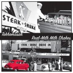 1950 S Steak N Shake Drive In Restaurant Steak