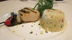 Celebrate the upcoming weekend with grilled scallops at Estiatorio Milos, inside The Cosmopolitan.