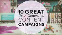 There is nothing hotter in the world of marketing right now than user generated content (UGC) campaigns. Advertising agencies and brands worldwide are trying to tap into the immense power of their …