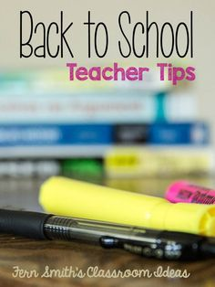 Back to School Teacher Tips! Including a free printable with directions for a Getting to Know You Game! #Free