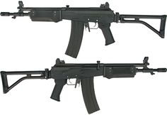 IMI Galil AR.  It doesn't get much better.  I just wish they weren't so damn heavy!