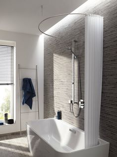 bad vorhang duschvorhang badewanne duschvorh nge toilette rustikal pinterest. Black Bedroom Furniture Sets. Home Design Ideas