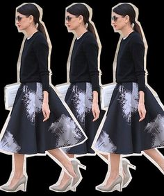 Fashion Collage, Playing Dress Up, Lace Skirt, Kate Spade, Fall 2016, Skirts, Dresses, Top, Vestidos