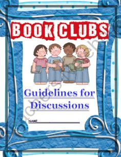 Book Clubs or Literature Circles: Comprehensive Unit for Implementation product from TIPS4Teachers on TeachersNotebook.com