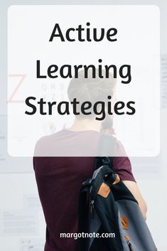 Active learning means understanding the subject matter your studying through different activities. The efforts allow you to evaluate the content rather than just memorizing the theory. Study Techniques, Study Methods, Learning Methods, Learning Techniques, Research Methods, Learning Styles, Study Hacks, Study Tips, Visual Learning