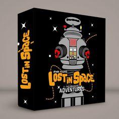 Perdidos en el Espacio #ColeccionCompleta Español latino · DVD · BluRay · Calidad garantizada. #BoxSetDeLujo Presentación exclusiva de RetroReto. Pedidos: 0414.402.7582