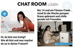 Chat Room Lügen - Epic Fail