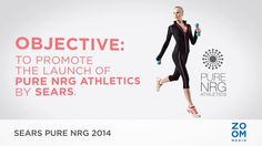 Zoom Media - Sears NRG 2014
