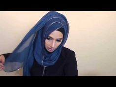 Party Casual Hijab Tutorial 2015