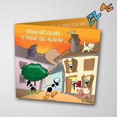 Biglietto musicale Auguri (FV07-05)   Le Formiche di Fabio Vettori #formiche #fabiovettori #biglietto #auguri #musica #music #fun #regalo #gift #animali
