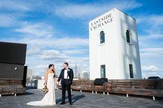 A Chic Ballroom Wedding at Exchange Ballroom in Portland, Oregon