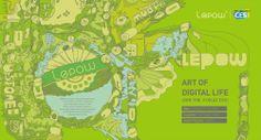 Lepow - The Art of Digital Life