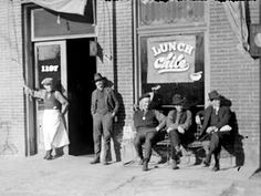On West Alameda Street in Denver, Colorado in you could load up on homemade chili and beer was a nickel. Photo courtesy of the Denv. Ghost Towns Of America, Old West Saloon, Louisiana Purchase, Dance Hall, Denver Colorado, Wild West, 19th Century, American, Daughter