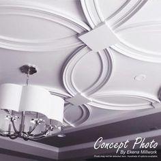 Ceiling Tiles, Ceiling Decor, Ceiling Fan, Ceiling Lights, Accent Ceiling, Ceiling Painting, Ceiling Panels, House Ceiling Design, Ceiling Design Living Room