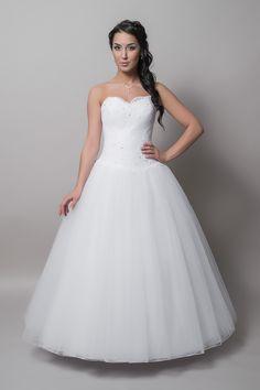 wow! One Shoulder Wedding Dress, Wedding Dresses, Fashion, Bride Dresses, Moda, Bridal Gowns, Fashion Styles, Wedding Dressses