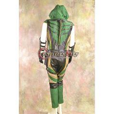 Hot sale Smallville Green Arrow Men's Cosplay Costume Halloween Costume  - Click…