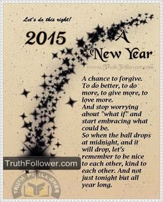 Let's do this Right , Happy New Year 2015 Quotes
