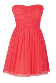 Mesh Party Dress from Delias. I love this dress. Would be great for 8th Grade Formal.
