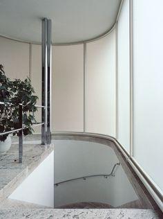 Ludwig Mies van der Rohe (German-American, 1886-1969) | Villa Tugendhat | Brno, Czech Republic | 1928-1930