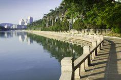 "Welcome to Xiamen, the ""Garden on the sea"" in Fujian Province #China"