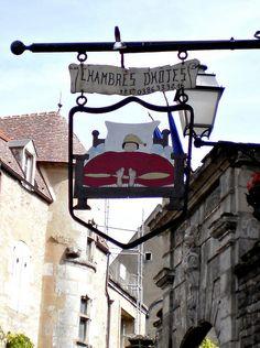 BED & BREAKFAST, Burgundy, France