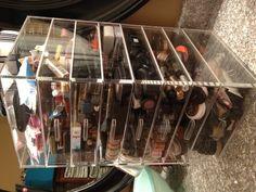 Makeup storage heaven!!!!!