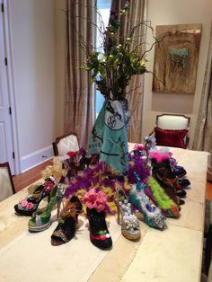 FishDesignsShoes: Group 2015