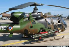 French Army Gazelle SA-342L1