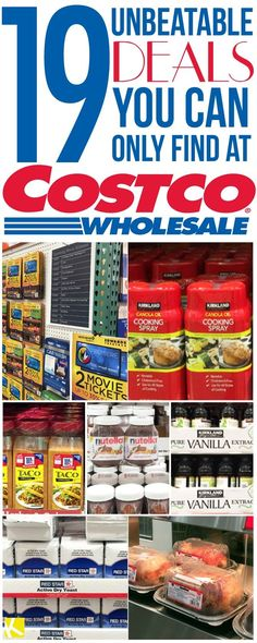 19 Unbeatable Deals You Can Only Find at Costco - The Krazy Coupon Lady