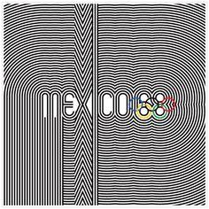 Galería de México 1968 by Lance Wayman