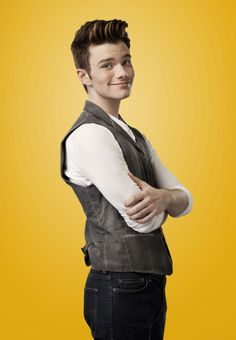 Chris Colfer as Kurt Hummel in season 4 ♥ He is just such a gorgeous human being. :)