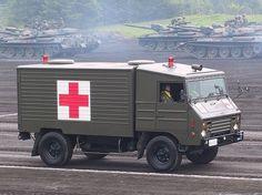 TAM 110 Ambulance truck