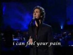 Josh Groban - You're Still You ...I remember this from Ally McBeal...amazing