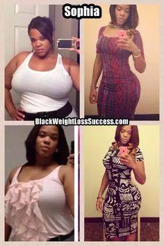 Sophia weight loss photos