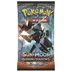 Pokemon TCG Breakthrough Burning Shadows Booster Boxes Card Game Bundle Sealed
