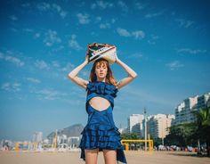 """좋아요 1,847개, 댓글 9개 - Instagram의 Tommy Ton(@tommyton)님: """"Instashoot with @teddy_quinlivan for @louisvuitton cruise 2017 in Rio de Janeiro #lvcruise…"""""""