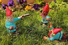 Zombie Gnomes Collection Wyrick Patient 0 Legless Larry *** Detailed information can be found by clicking on the VISIT button