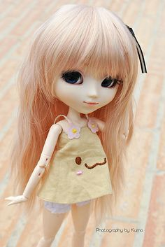 Giselle | Pullip My Melody | so sweet!!!