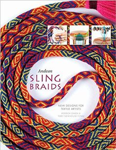 BraidersHand, books for kumihimo, loop-manipulation and ply-splitting.