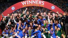 Chelsea FC - UEFA Europa League Champion 2012-2013