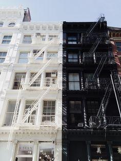 New York City Feelings - Black or white ???