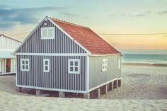 Série - Casa de pescador, Costa da Caparica, Portugal