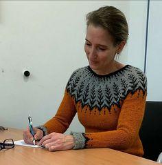 Ravelry: Vintersol pattern by Jennifer Steingass Knitting Charts, Knitting Patterns, Knitting Ideas, Ravelry, Yarn Thread, Fair Isle Knitting, Knitting Designs, Crafts To Do, Wool Yarn