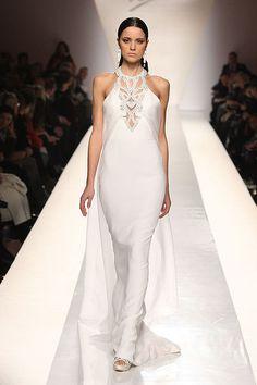 Fausto Sarli - Haute couture - Printemps-été 2012