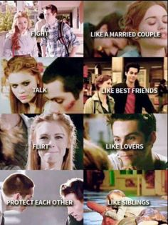Stydia #TeenWolf