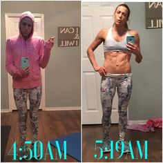 Started out FREEEEEEEEZING ! Even in FLORIDA it gets chilly!  And then just like that 29 minutes later I'm sweating!  Well actually I'm done sweating! The sweat started at about 6 mins in.  Just love these short daily workouts to start my day! Nothing like a good #fitnessFRIDAY to start my day!  Who else started off FRIDAY with a sweat? What workout did you do?  What workout will you do?  #feelgoodFRIDAY #mom #homegym #progress #organize #eatclean #healthyliving #balance #nutrition…