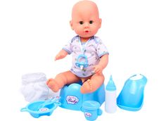 NEW BORN BABY Caucasian Boy (julegave 2015 fra mormor & bestefar)